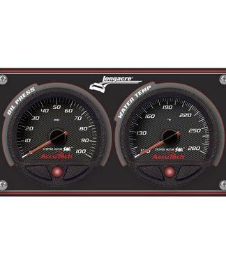 2 gauge panel