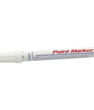 white paint marker